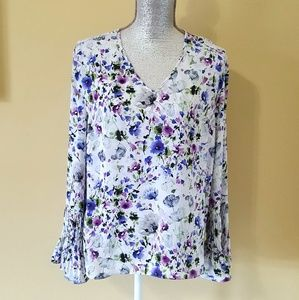 🔮NWT The Limited Long Sleeve Blouse